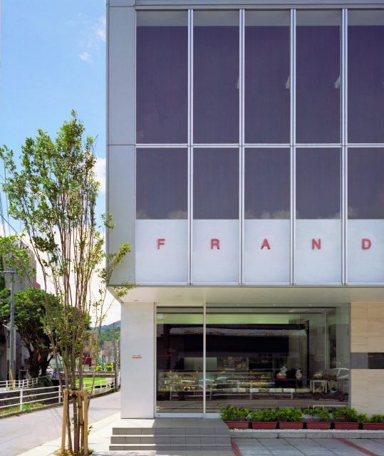 『FRANDOR』設計実績建築写真・竣工写真・インテリア写真1