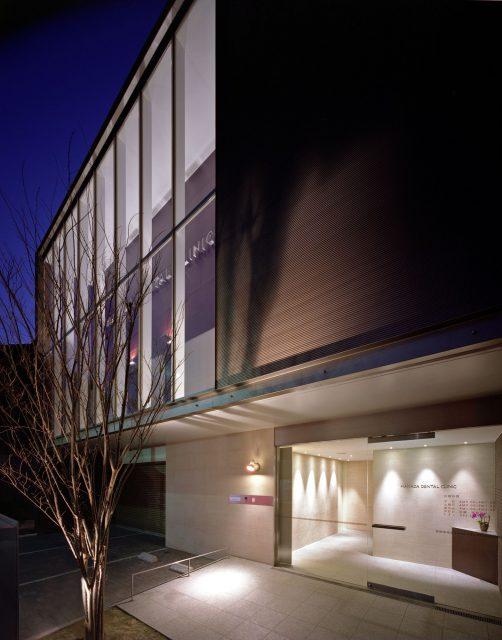 『HANADA DENTAL CLINIC』設計実績建築写真・竣工写真・インテリア写真1