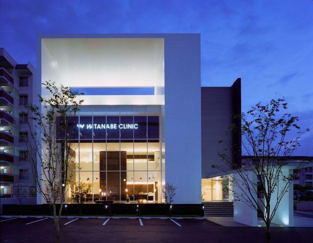 『WATANABE CLINIC』設計実績建築写真・竣工写真・インテリア写真1