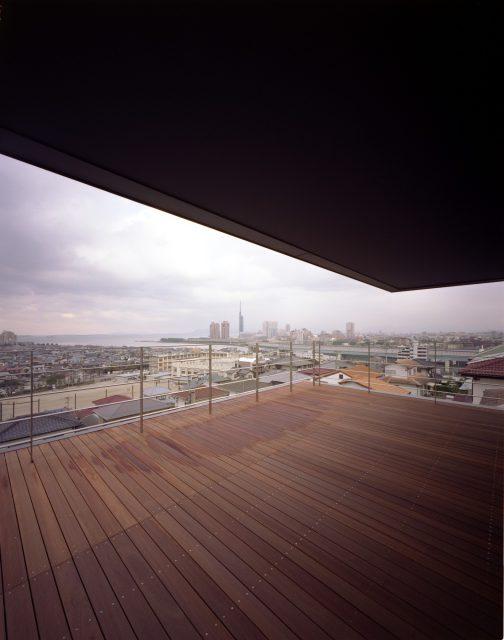 『スキップフロアの家』設計実績建築写真・竣工写真・インテリア写真5