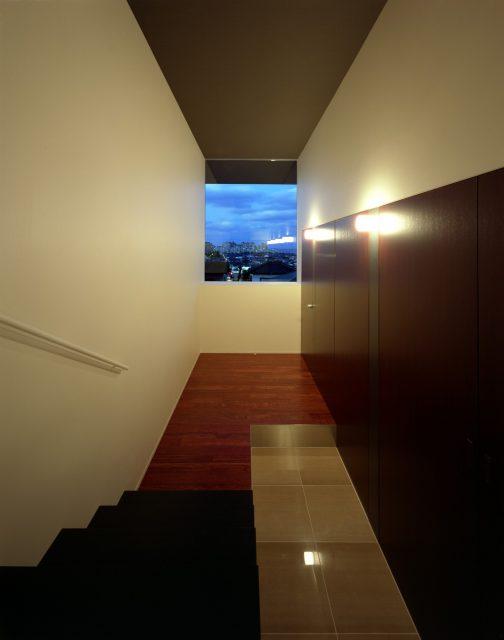 『スキップフロアの家』設計実績建築写真・竣工写真・インテリア写真3