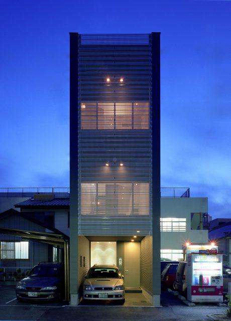 『須崎の長屋』設計実績建築写真・竣工写真・インテリア写真2