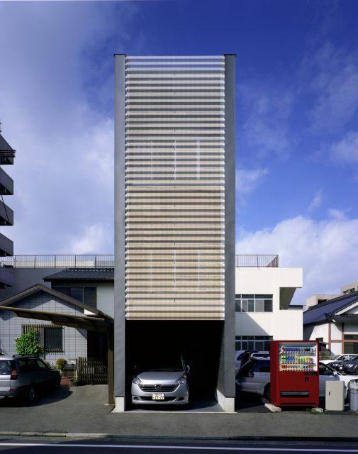 『須崎の長屋』設計実績建築写真・竣工写真・インテリア写真1