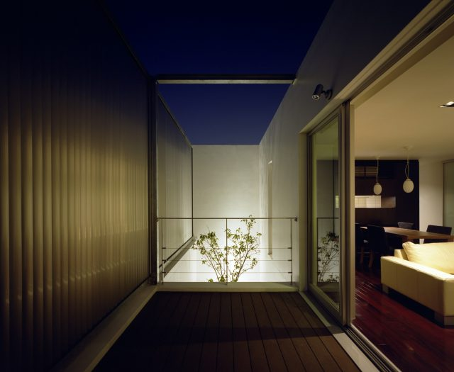 『Mono-chrome Box』設計実績建築写真・竣工写真・インテリア写真5