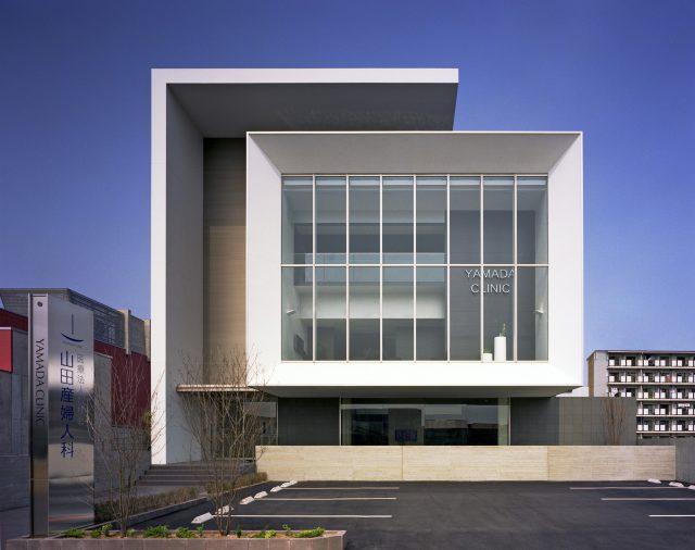 『山田産婦人科』設計実績建築写真・竣工写真・インテリア写真2