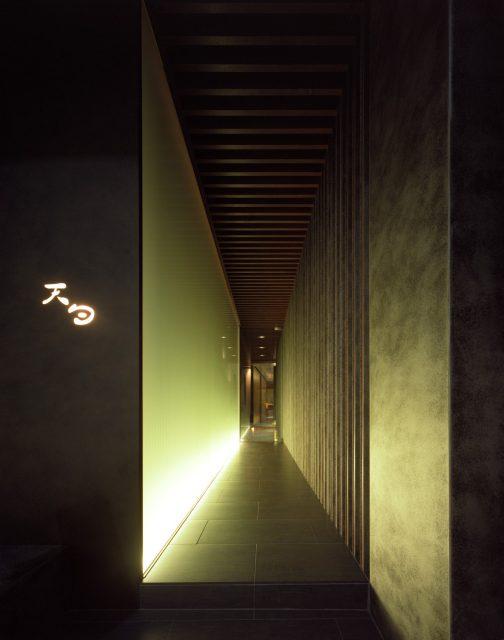 『天勺 川端店』設計実績建築写真・竣工写真・インテリア写真2