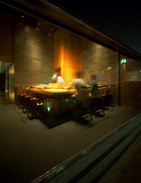 『天勺 川端店』設計実績建築写真・竣工写真・インテリア写真5