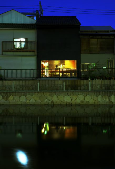 『天勺 川端店』設計実績建築写真・竣工写真・インテリア写真1