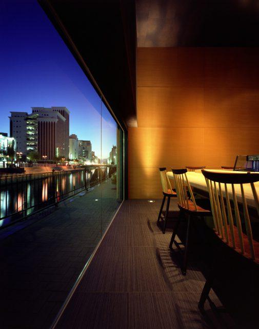 『天勺 川端店』設計実績建築写真・竣工写真・インテリア写真4