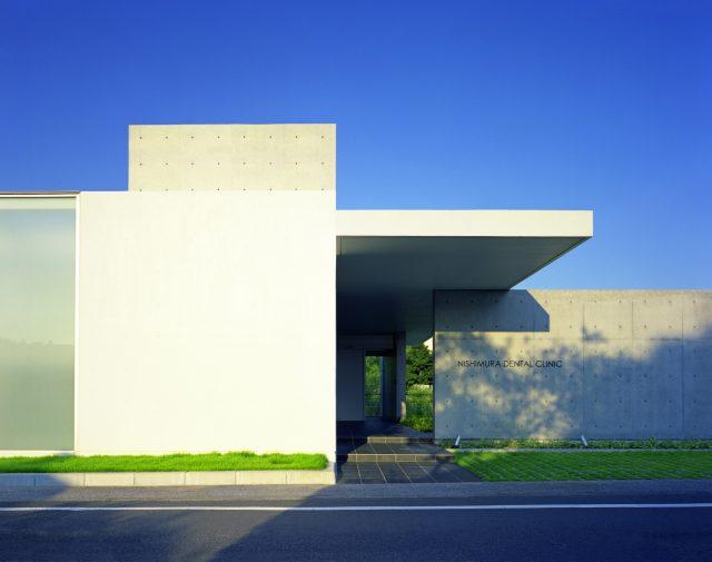 『にしむら歯科医院』設計実績建築写真・竣工写真・インテリア写真1