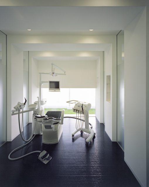 『にしむら歯科医院』設計実績建築写真・竣工写真・インテリア写真5