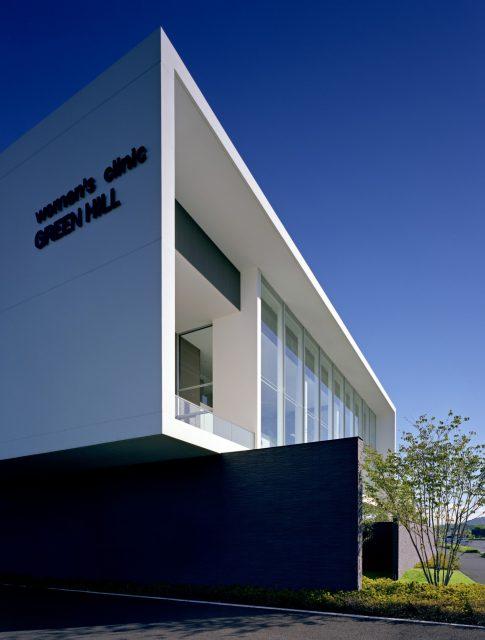 『ウイメンズクリニックグリーンヒル』設計実績建築写真・竣工写真・インテリア写真1