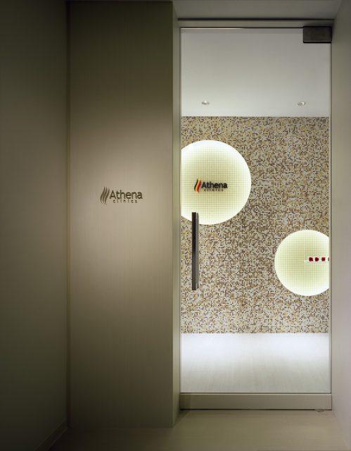 『THE CLINIC FUKUOKA』設計実績建築写真・竣工写真・インテリア写真1