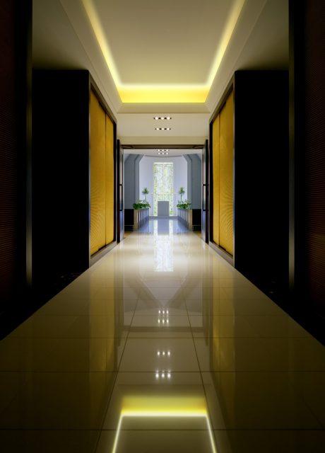 『ホテルオークラ福岡 チャペル』設計実績建築写真・竣工写真・インテリア写真2
