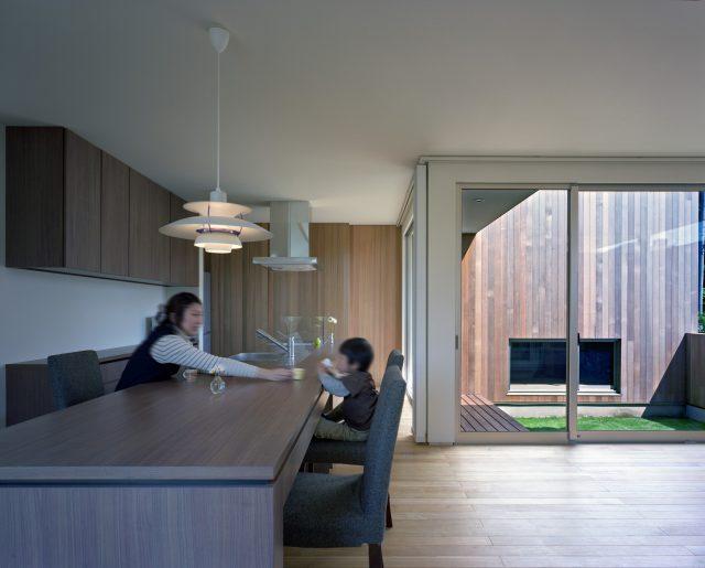 『岡垣の家』設計実績建築写真・竣工写真・インテリア写真3