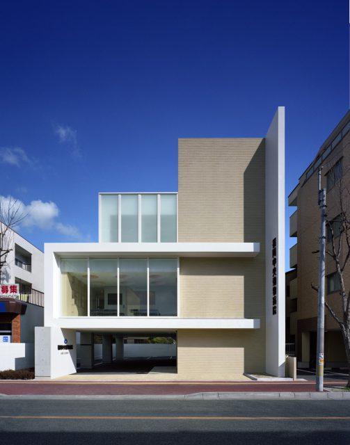 『福岡中央動物病院』設計実績建築写真・竣工写真・インテリア写真1