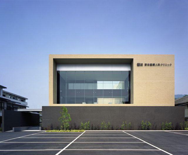 『津田産婦人科クリニック』設計実績建築写真・竣工写真・インテリア写真2