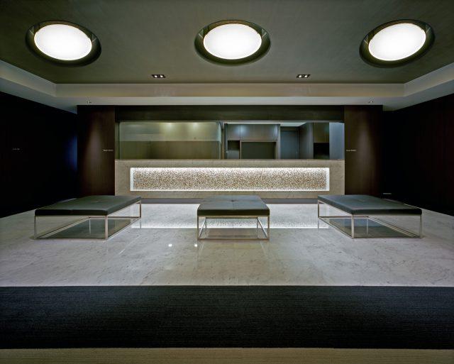 『大橋産婦人科クリニック』設計実績建築写真・竣工写真・インテリア写真8