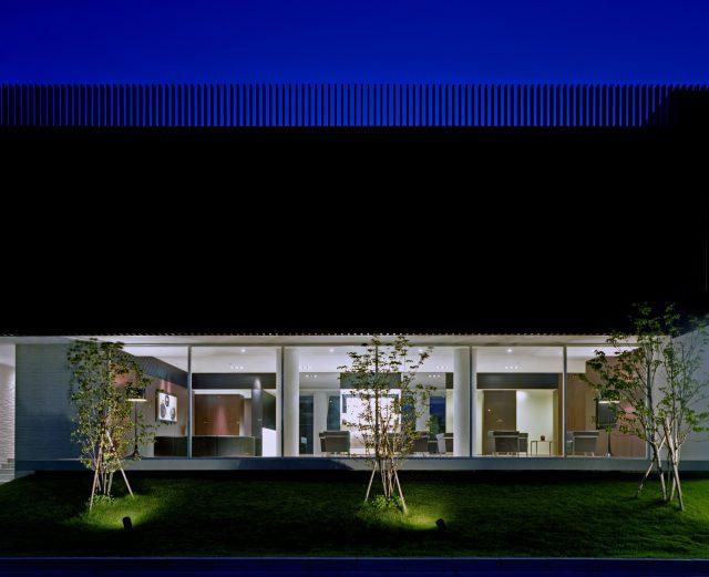 『大橋産婦人科クリニック』設計実績建築写真・竣工写真・インテリア写真3