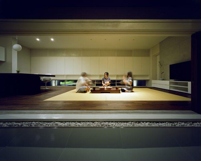 『光の森の住宅』設計実績建築写真・竣工写真・インテリア写真3