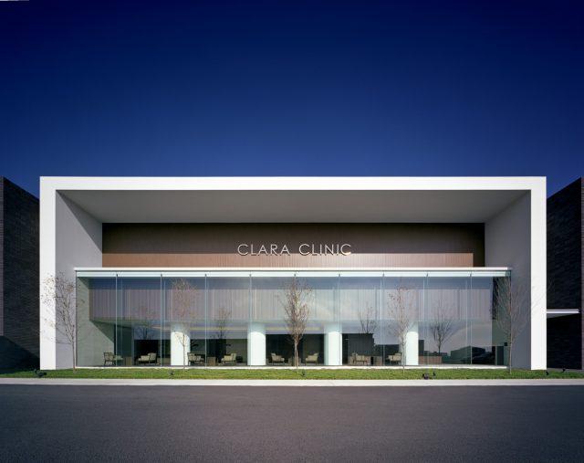 『クララクリニック』設計実績建築写真・竣工写真・インテリア写真2