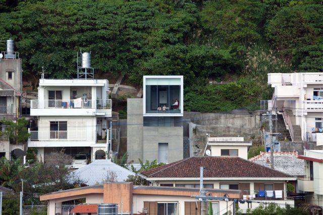 『首里の住宅』設計実績建築写真・竣工写真・インテリア写真1