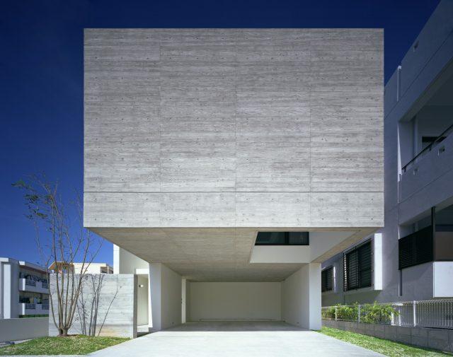 『新都心の住宅』設計実績建築写真・竣工写真・インテリア写真1