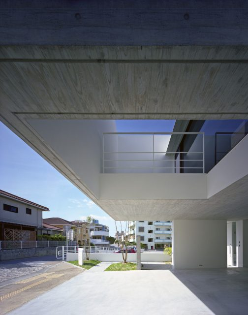 『新都心の住宅』設計実績建築写真・竣工写真・インテリア写真2