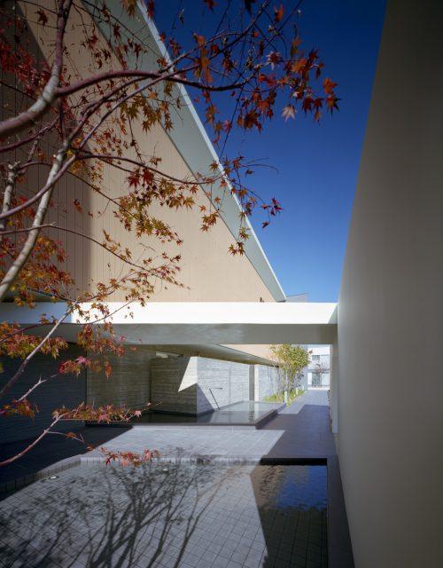 『かんすいこうえんレディースクリニック』設計実績建築写真・竣工写真・インテリア写真1