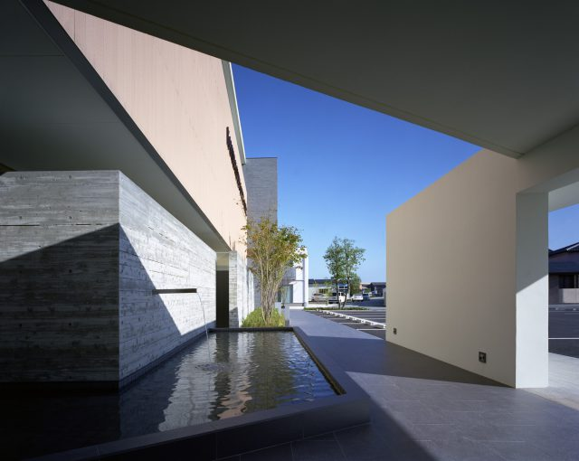 『かんすいこうえんレディースクリニック』設計実績建築写真・竣工写真・インテリア写真3