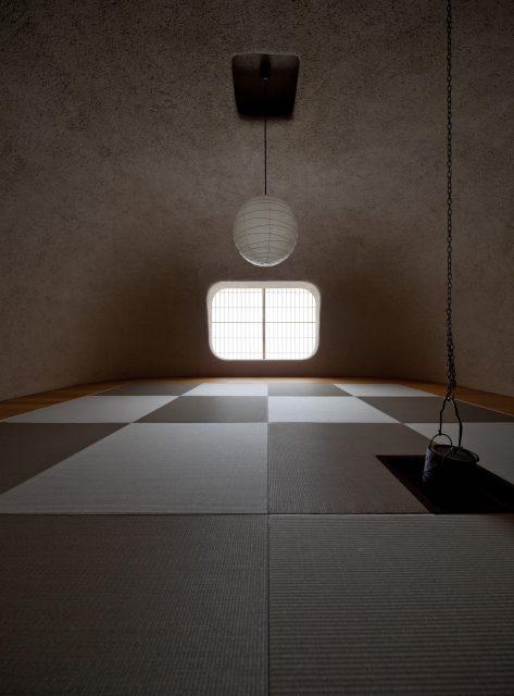 『時空庵(土のかまくら)』設計実績建築写真・竣工写真・インテリア写真2