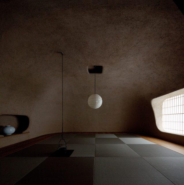 『時空庵(土のかまくら)』設計実績建築写真・竣工写真・インテリア写真3