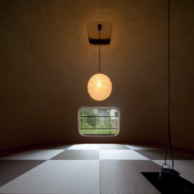 『時空庵(土のかまくら)』設計実績建築写真・竣工写真・インテリア写真4