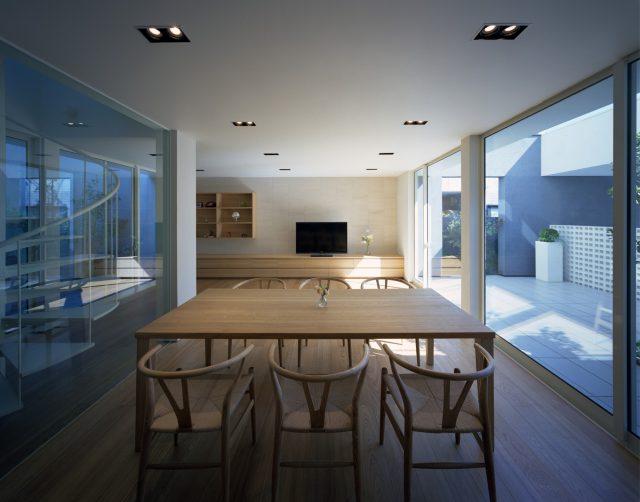 『平成の住宅』設計実績建築写真・竣工写真・インテリア写真5