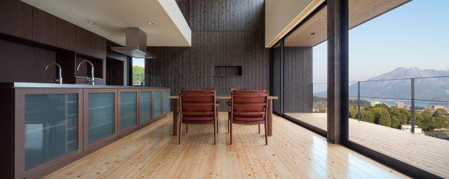 『桜島の住宅』設計実績建築写真・竣工写真・インテリア写真7