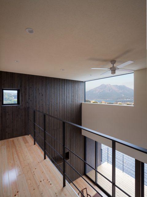 『桜島の住宅』設計実績建築写真・竣工写真・インテリア写真8