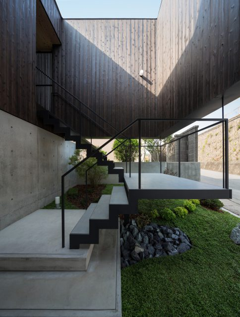 『桜島の住宅』設計実績建築写真・竣工写真・インテリア写真2