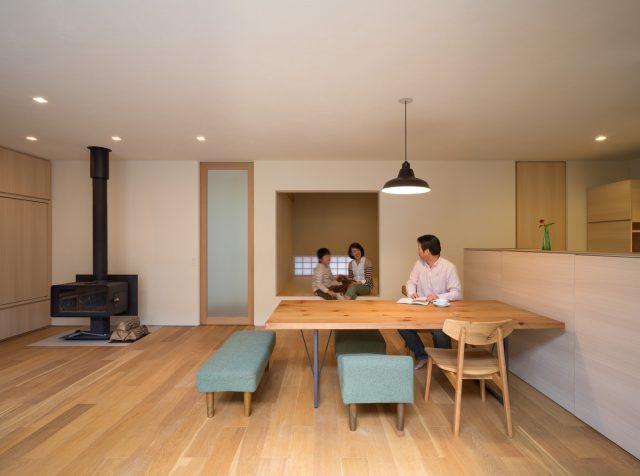 『玖珠の住宅』設計実績建築写真・竣工写真・インテリア写真8