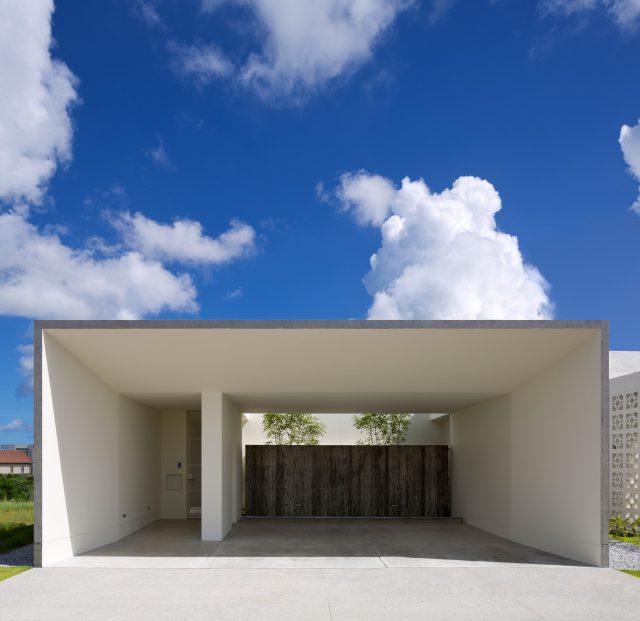 『読谷の住宅』設計実績建築写真・竣工写真・インテリア写真2