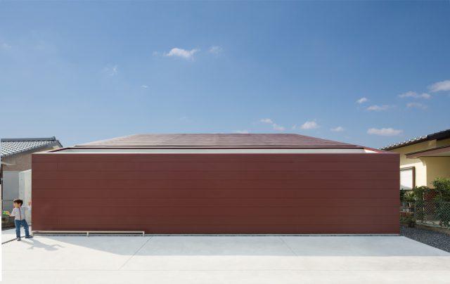 『中間の住宅』設計実績建築写真・竣工写真・インテリア写真1