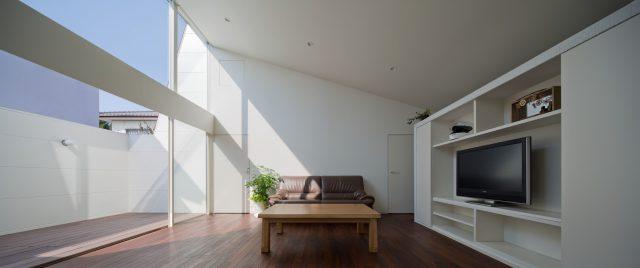『中間の住宅』設計実績建築写真・竣工写真・インテリア写真2