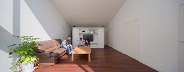 『中間の住宅』設計実績建築写真・竣工写真・インテリア写真3