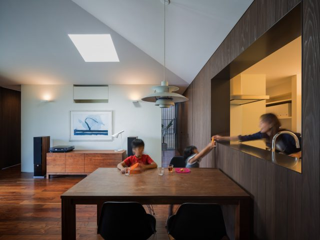 『筑紫丘の住宅』設計実績建築写真・竣工写真・インテリア写真10