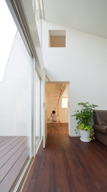 『中間の住宅』設計実績建築写真・竣工写真・インテリア写真5