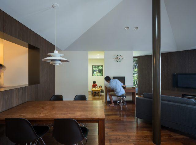 『筑紫丘の住宅』設計実績建築写真・竣工写真・インテリア写真9