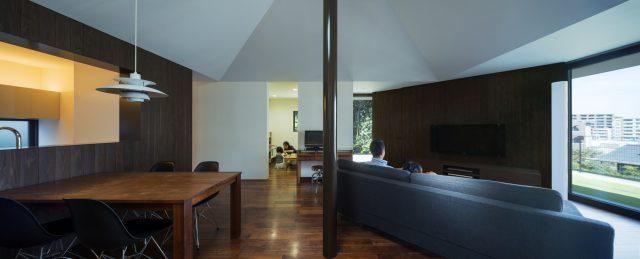 『筑紫丘の住宅』設計実績建築写真・竣工写真・インテリア写真8
