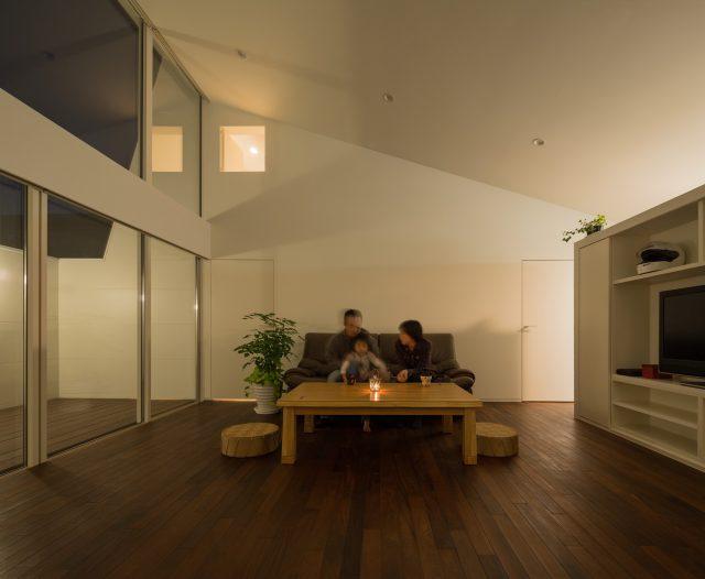 『中間の住宅』設計実績建築写真・竣工写真・インテリア写真7