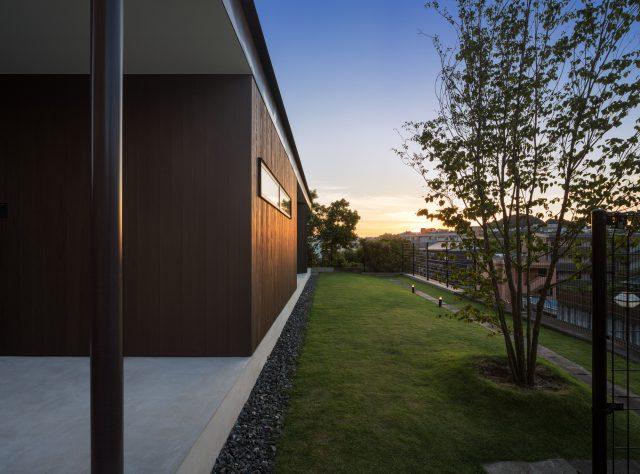『筑紫丘の住宅』設計実績建築写真・竣工写真・インテリア写真1