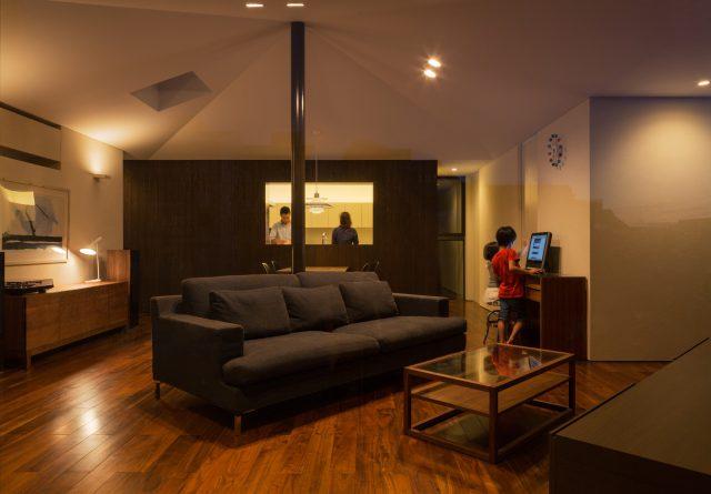 『筑紫丘の住宅』設計実績建築写真・竣工写真・インテリア写真12