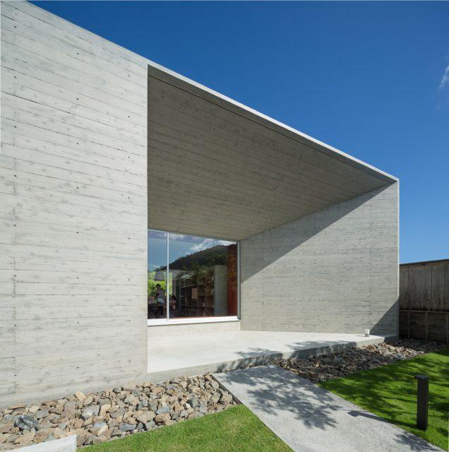 『奄美大島の住宅』設計実績建築写真・竣工写真・インテリア写真1